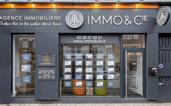 Immo & Cie - agence immobilière Lomme